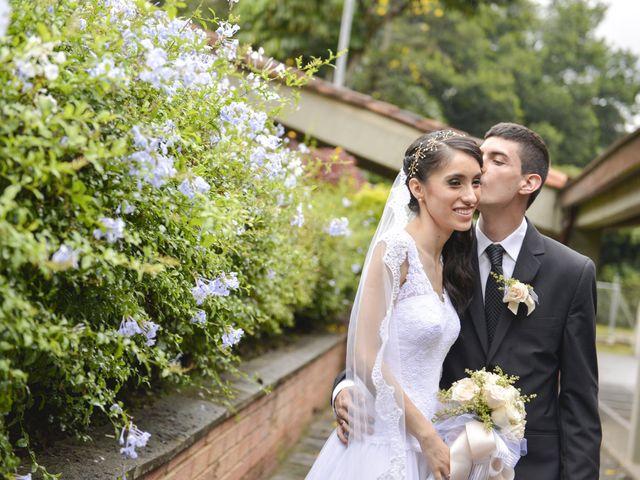 El matrimonio de Alberto y Natalia en Medellín, Antioquia 18