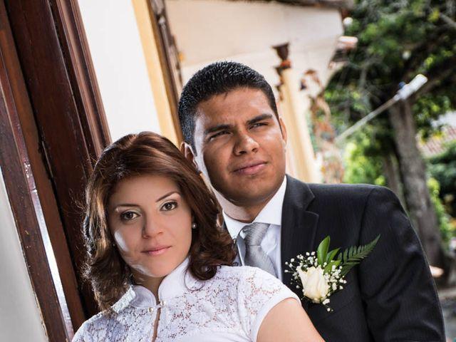 El matrimonio de Johan y Melissa en Jericó, Antioquia 3
