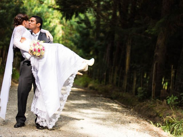 El matrimonio de Johan y Melissa en Jericó, Antioquia 23