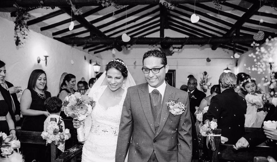 El matrimonio de Rafael y Natalia en Subachoque, Cundinamarca