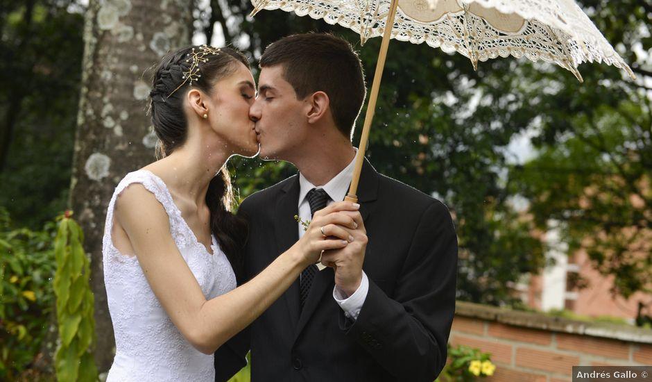 El matrimonio de Alberto y Natalia en Medellín, Antioquia