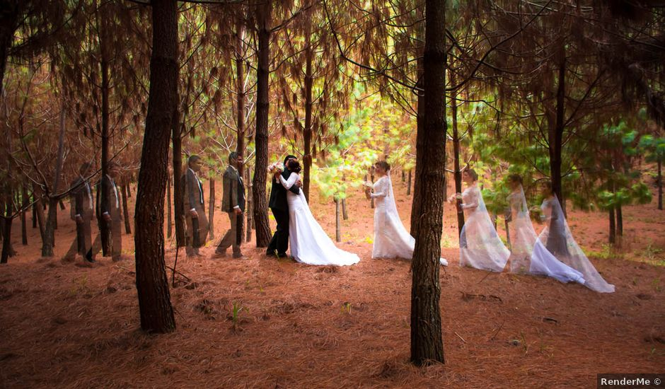 El matrimonio de Johan y Melissa en Jericó, Antioquia