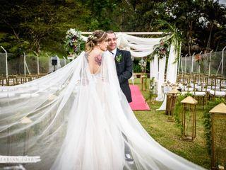 El matrimonio de Lina y Javo