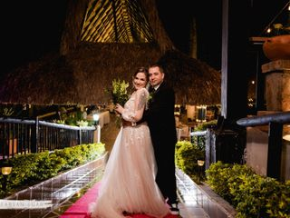 El matrimonio de Lina y Javo 1