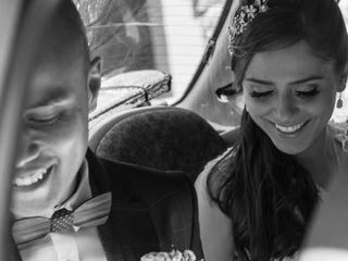 El matrimonio de Daniela y Christian 1