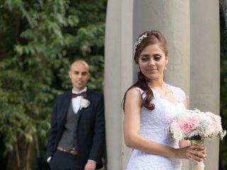 El matrimonio de Daniela y Christian 3