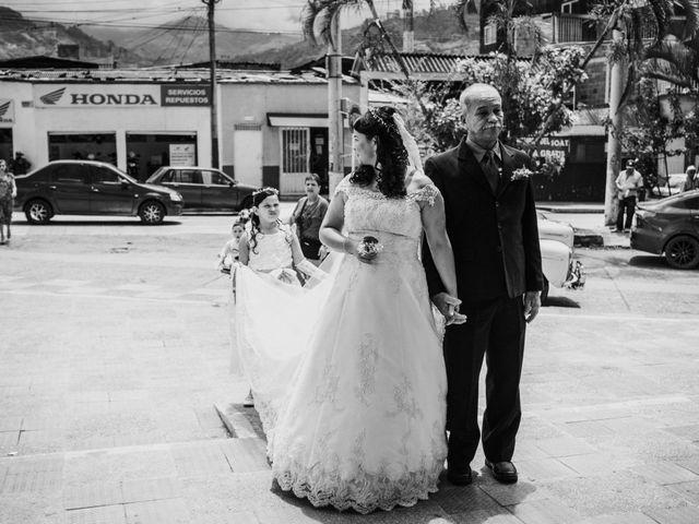 El matrimonio de Wilton y Cecilia en Calarcá, Quindío 18