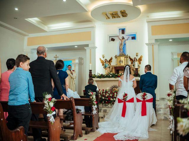 El matrimonio de Wilton y Cecilia en Calarcá, Quindío 21