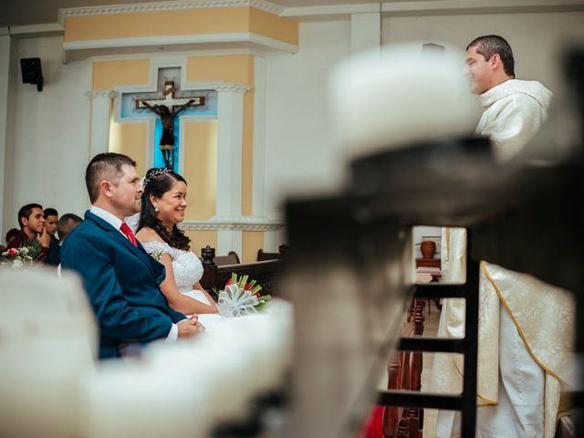 El matrimonio de Wilton y Cecilia en Calarcá, Quindío 22