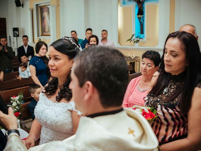 El matrimonio de Wilton y Cecilia en Calarcá, Quindío 24