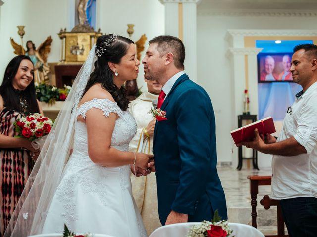 El matrimonio de Wilton y Cecilia en Calarcá, Quindío 28