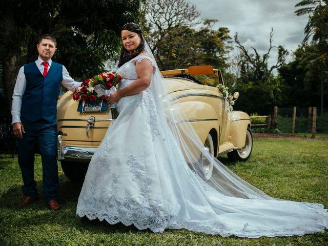 El matrimonio de Wilton y Cecilia en Calarcá, Quindío 35