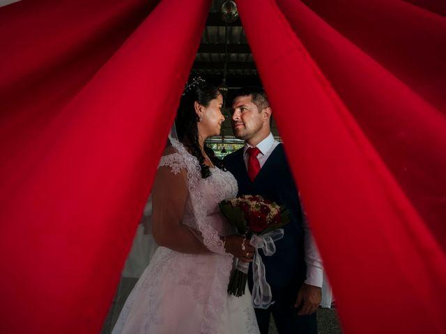 El matrimonio de Wilton y Cecilia en Calarcá, Quindío 38