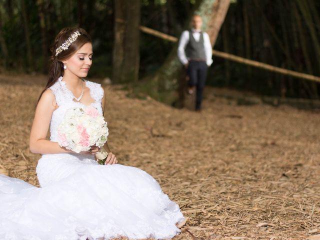 El matrimonio de Christian y Daniela en Itagüí, Antioquia 8