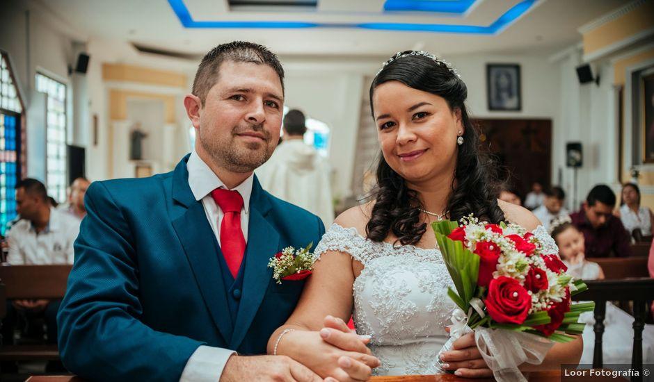 El matrimonio de Wilton y Cecilia en Calarcá, Quindío