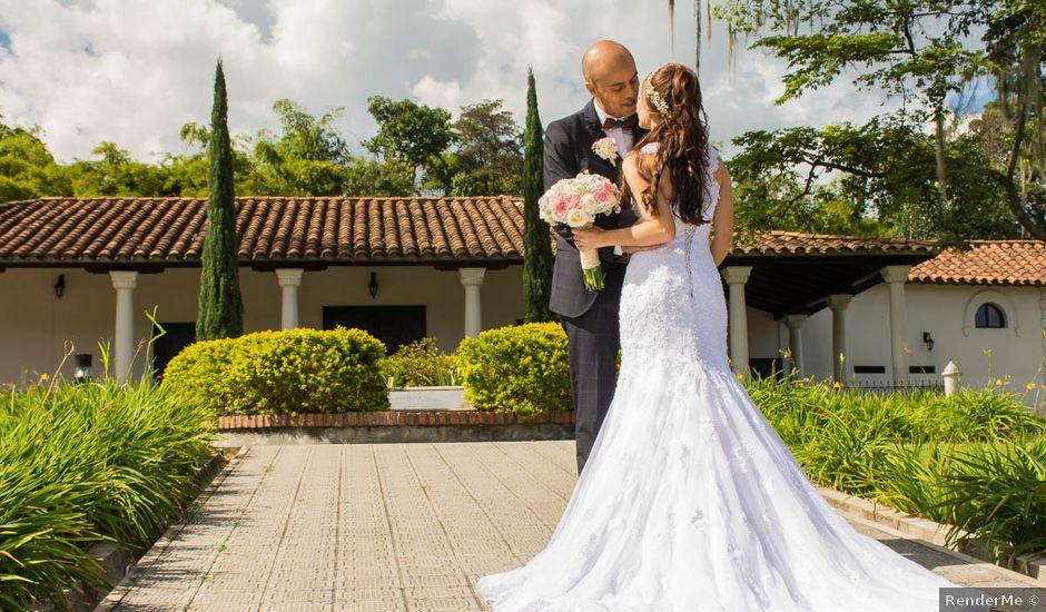 El matrimonio de Christian y Daniela en Itagüí, Antioquia