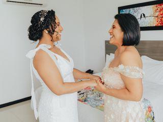 El matrimonio de María Fernanda  y Elkin José  2