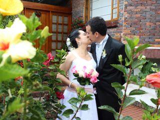 El matrimonio de Catalina y Jorge