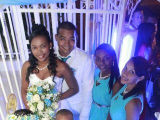 El matrimonio de Kellys y Nayid 2