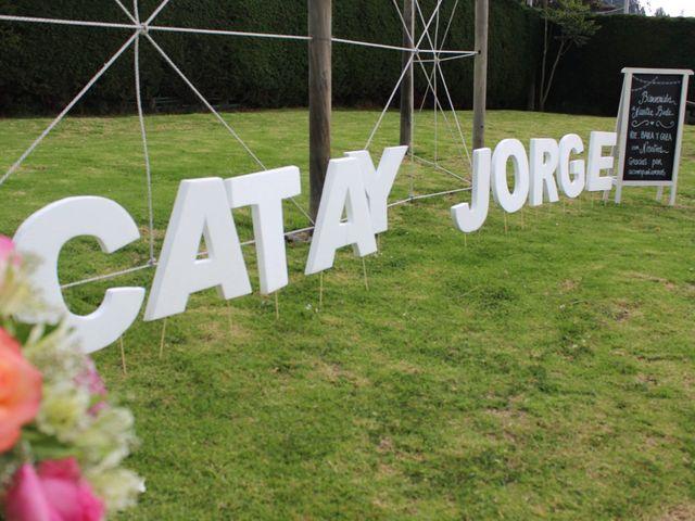 El matrimonio de Jorge y Catalina en Cota, Cundinamarca 1