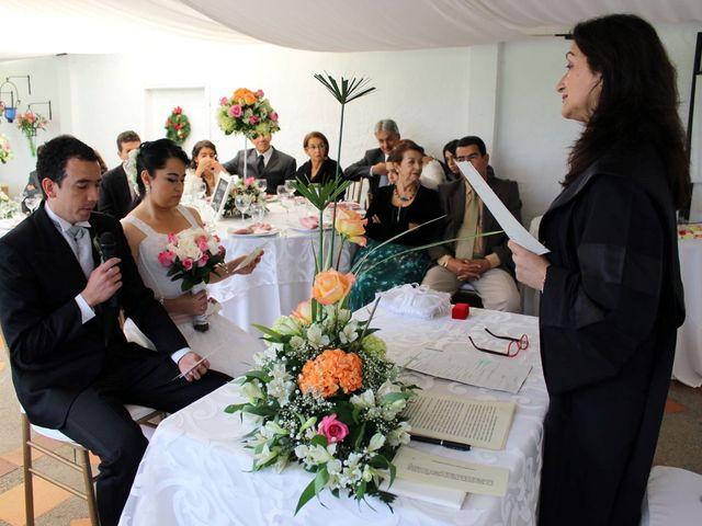 El matrimonio de Jorge y Catalina en Cota, Cundinamarca 10