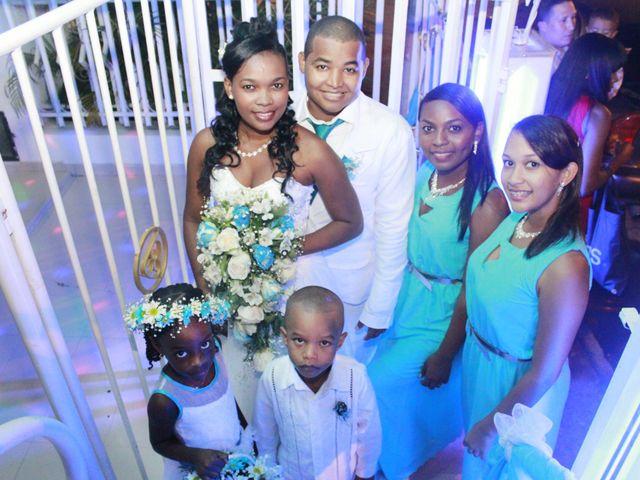 El matrimonio de Nayid y Kellys en Cartagena, Bolívar 3