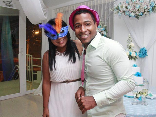 El matrimonio de Nayid y Kellys en Cartagena, Bolívar 10