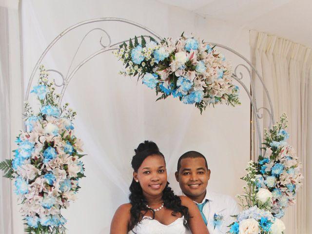 El matrimonio de Nayid y Kellys en Cartagena, Bolívar 11