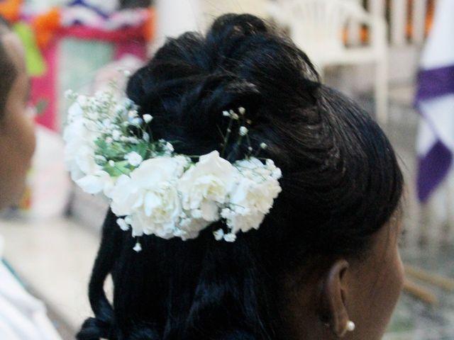 El matrimonio de Nayid y Kellys en Cartagena, Bolívar 17