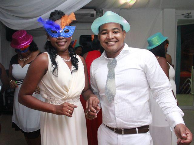 El matrimonio de Nayid y Kellys en Cartagena, Bolívar 18