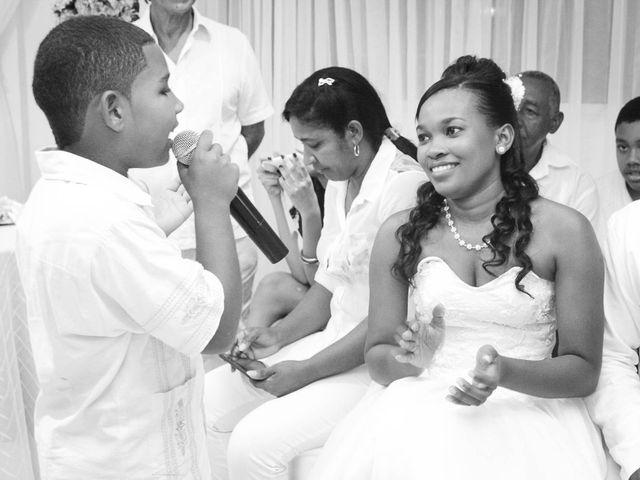 El matrimonio de Nayid y Kellys en Cartagena, Bolívar 20