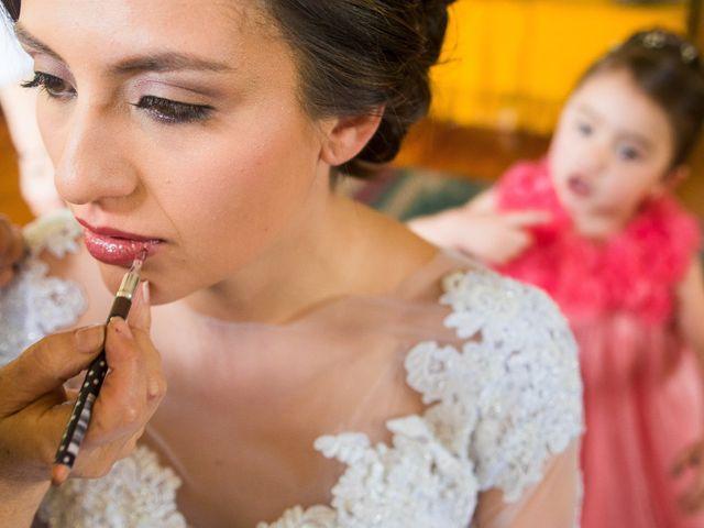 El matrimonio de Dani y Mónica en Chía, Cundinamarca 14