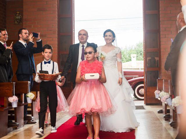 El matrimonio de Dani y Mónica en Chía, Cundinamarca 27