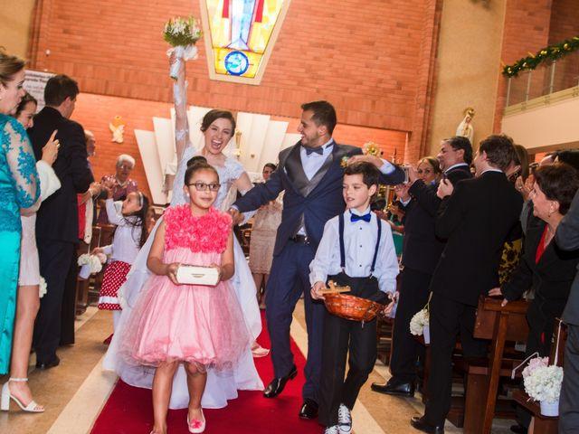 El matrimonio de Dani y Mónica en Chía, Cundinamarca 28