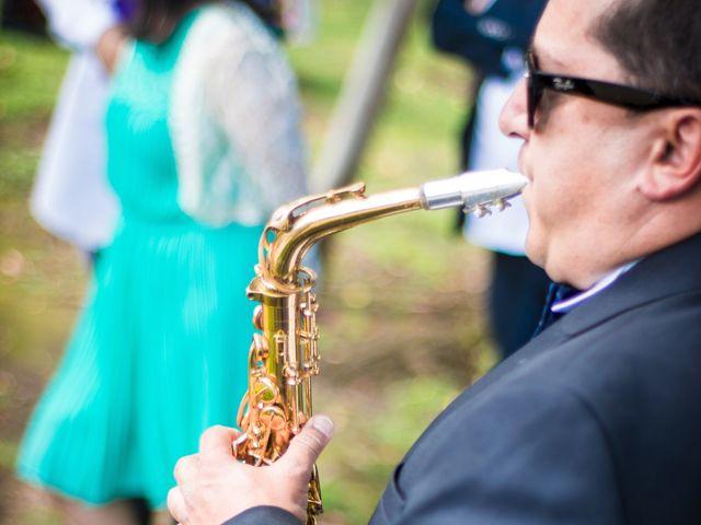 El matrimonio de Dani y Mónica en Chía, Cundinamarca 39