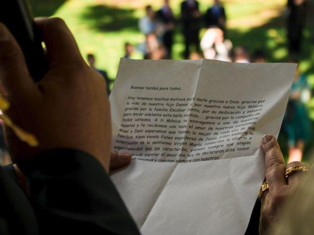 El matrimonio de Dani y Mónica en Chía, Cundinamarca 44