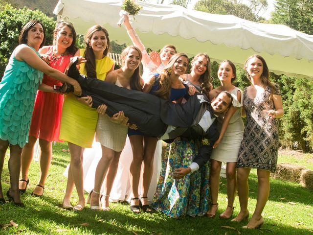 El matrimonio de Dani y Mónica en Chía, Cundinamarca 46