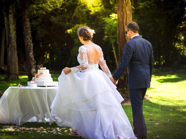 El matrimonio de Dani y Mónica en Chía, Cundinamarca 1