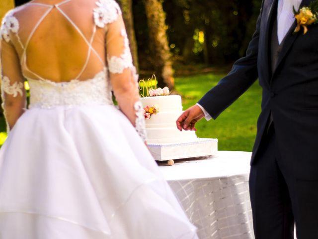 El matrimonio de Dani y Mónica en Chía, Cundinamarca 47
