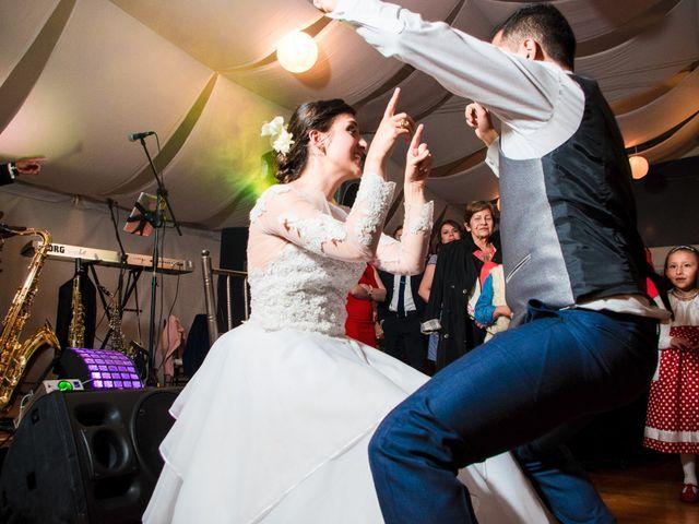 El matrimonio de Dani y Mónica en Chía, Cundinamarca 57