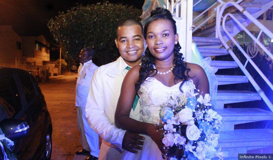 El matrimonio de Nayid y Kellys en Cartagena, Bolívar