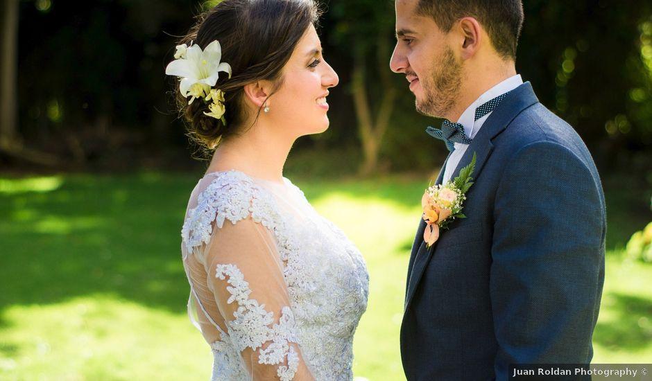 El matrimonio de Dani y Mónica en Chía, Cundinamarca