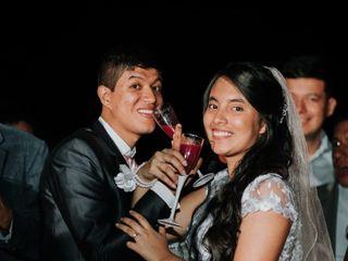 El matrimonio de Jenifer  y Jhaner  1