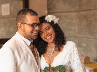 El matrimonio de Sara y Eduardo 1