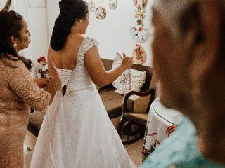 El matrimonio de Nathalia  y Roberto  1