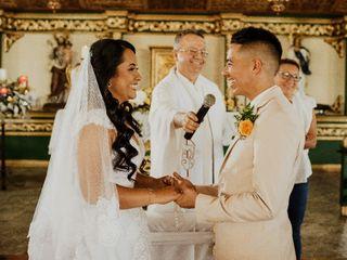 El matrimonio de Nathalia  y Roberto