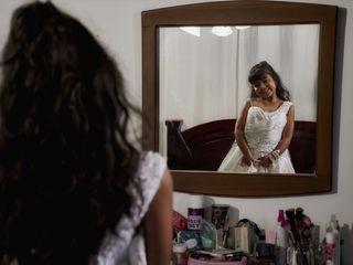 El matrimonio de Jose Miguel y Luisa Fernanda 2