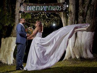 El matrimonio de Jose Miguel y Luisa Fernanda
