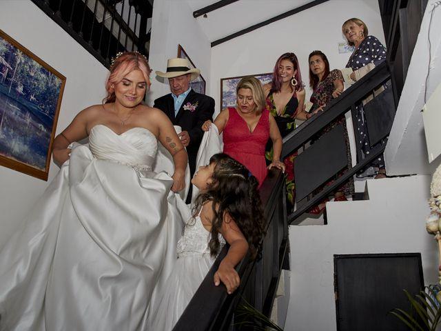 El matrimonio de Luisa Fernanda y Jose Miguel en Pereira, Risaralda 39