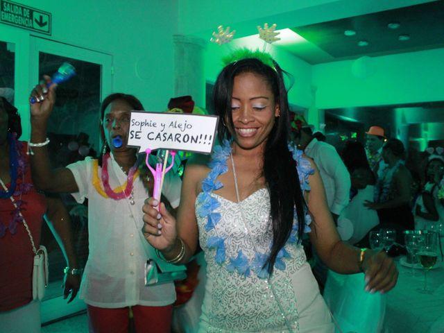 El matrimonio de Alejo y Sophie en Cartagena, Bolívar 4